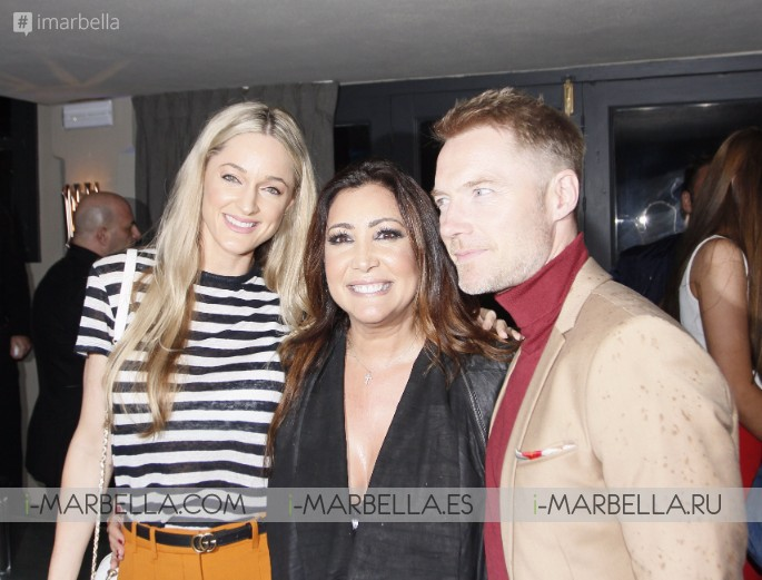 Ronan Keating's welcome dinner @ Finca Besaya of Marbella  – November 2017 Gallery