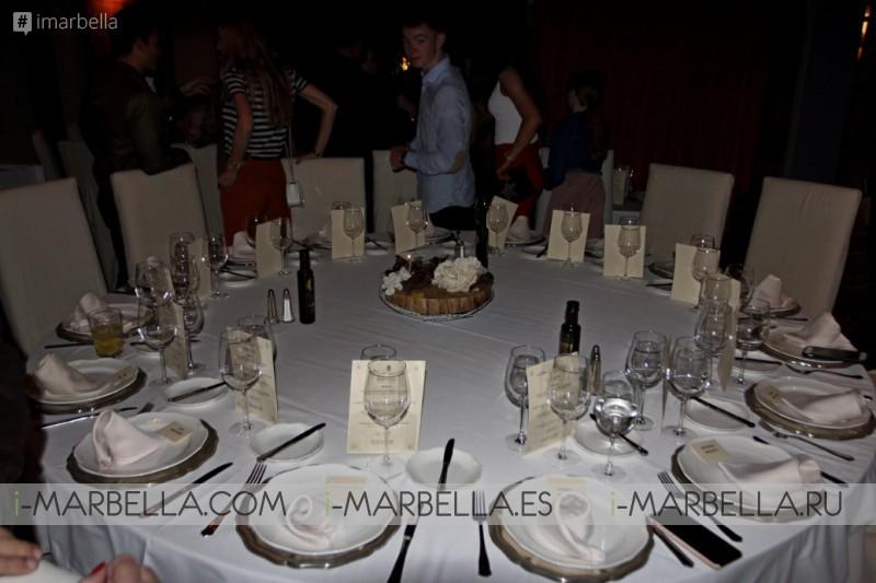 Ronan Keating's welcome dinner @ Finca Besaya of Marbella  – November 2017 Gallery