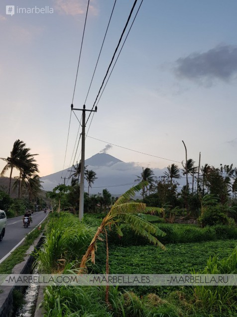 Bali Is safe after Mount Agung Volcanic Activity's peak @ Bali – October 26 2017