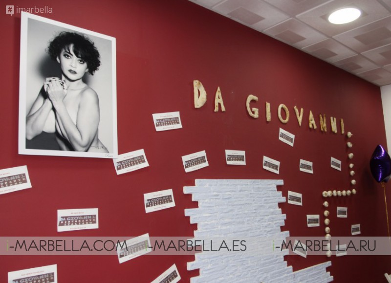 Da Giovanni ristorante inauguration Party @ San Pedro Alcántara, Spain 2017 Gallery