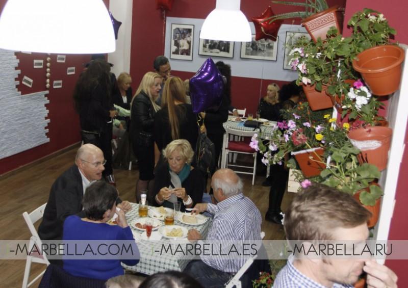 Da Giovanni ristorante inauguration Party @ San Pedro Alcántara, Spain 2017 Gallery