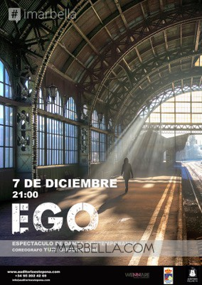 Press Invitation: Wennare Dance Company presents EGO @ Estepona - November 15 2017