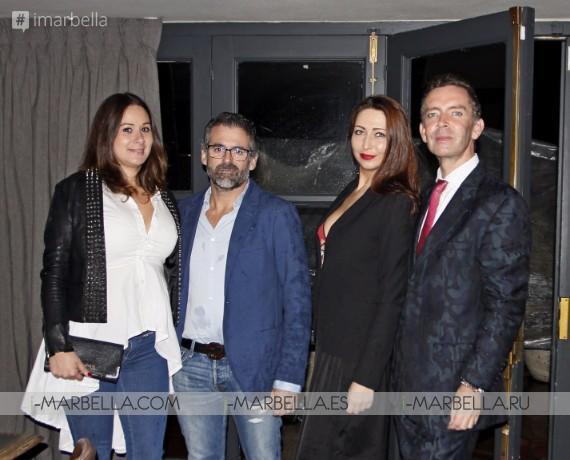 Cena De Bienvenida de Ronan Keating @ Finca Besaya of Marbella  – November 2017 Gallery