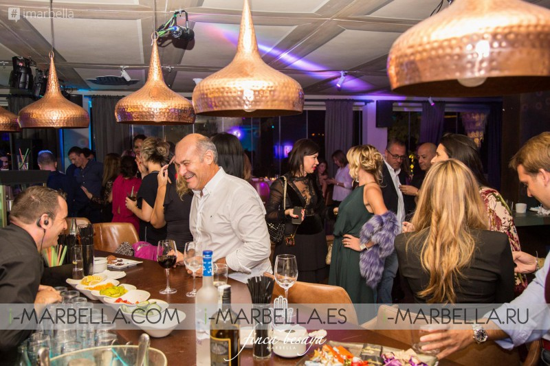 Chocolate party @ Finca Besaya Marbella November 2017  Gallery