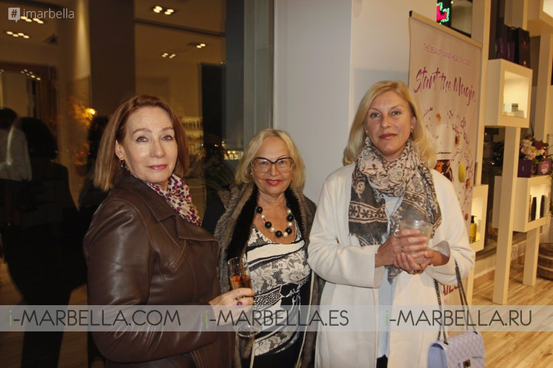 Hyaluron Cocktail Party @ Carche Salon, Nov 10, 2017, Gallery