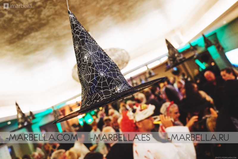 A Wicked Charity Dinner Party @ Puente Romano Marbella – October 2017 Gallery Vol 3