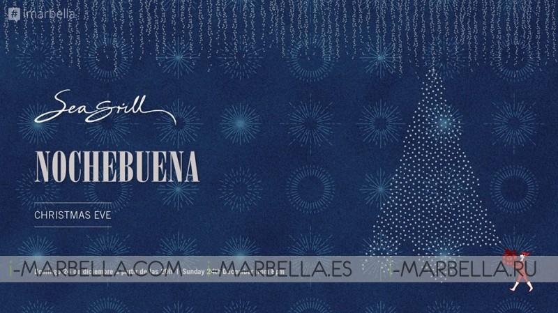 Sea Grill Christmas Eve at Puente Romano 2017@ Puente Romano on December 24, 2017