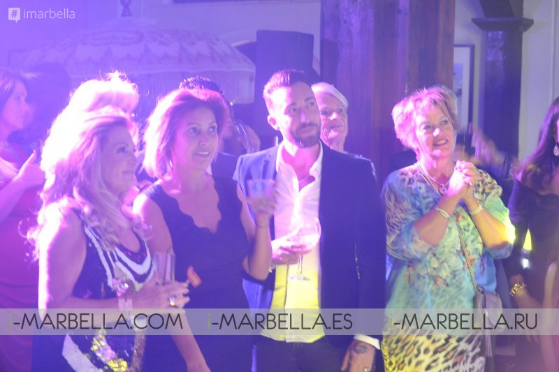 "Charity Organisation ""Free a Girl""  Charity dinner @ Castillo de Monda 2017 Gallery"