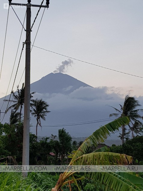 Annika Urm Blog: Mount Agung volcano made me believe in destiny!