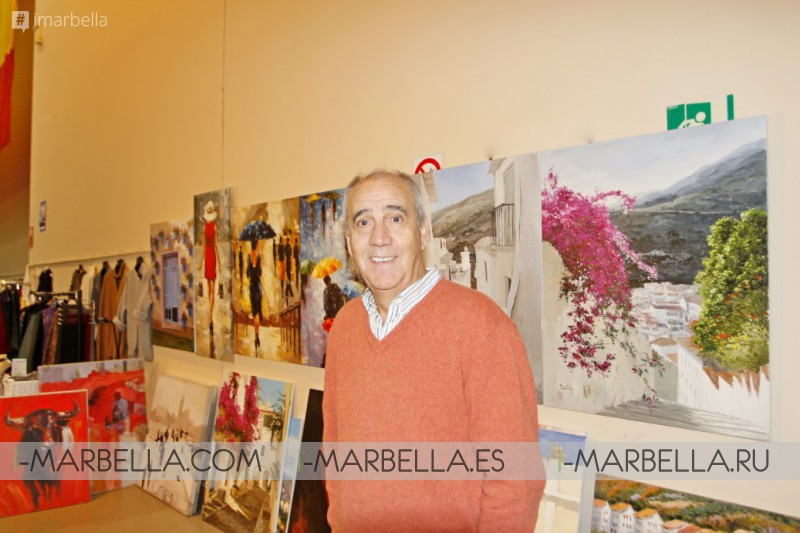 Caritas Charity Christmas Bazar @ Congress Palace Marbella November 2017 Gallery