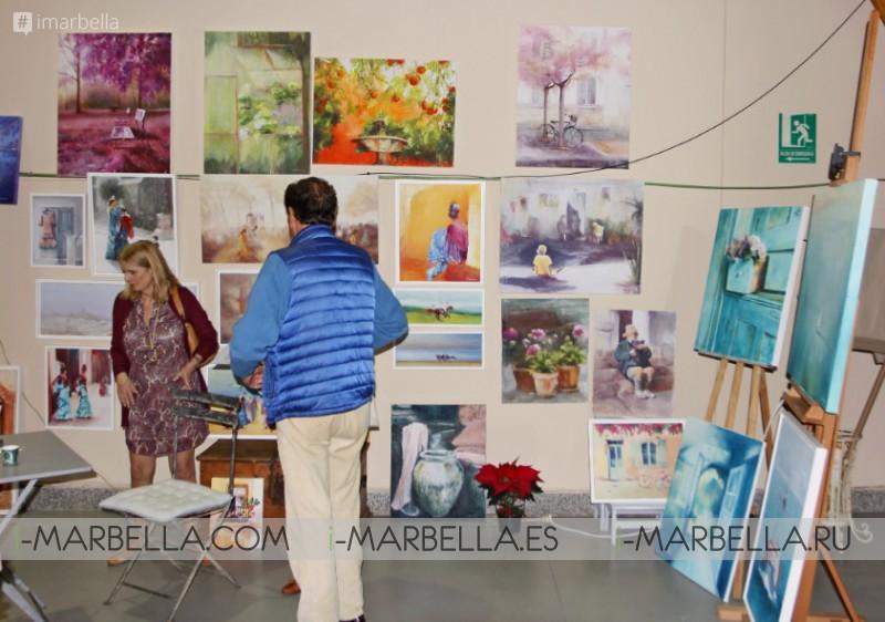 Caritas Charity Christmas Bazar @ Congress Palace Marbella November 2017 Gallery