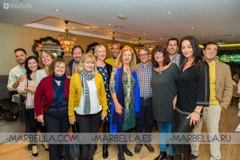 Kristina Szekely Birthday Party @La Sala Banus 2017