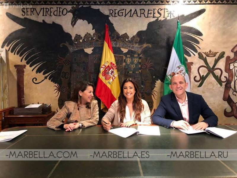Global Gift House Formalization @ Marbella City Council November 27 2017