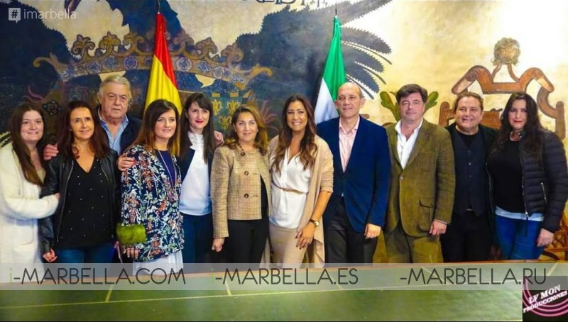Global Gift House Formalization @ Marbella City Council November 27 2017