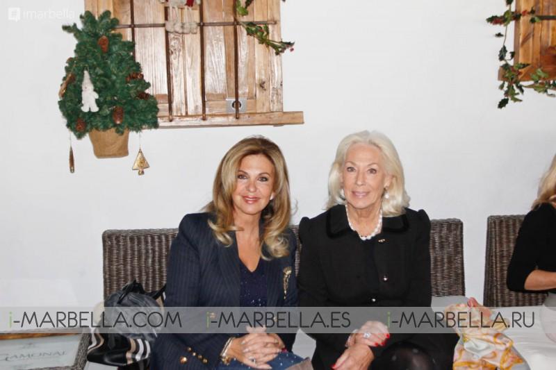 "CHRISTMAS ZAMBOMBA In favor of ""Ningún Niño Sin Techo"" @  Restaurante El Gamonal December 2nd 2017"