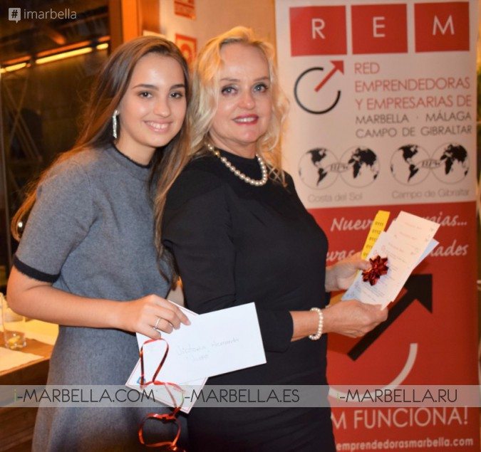 REM Annual Christmas Dinner and Awards @ Gran Meliá Don Pepe hotel December 2nd 2017.