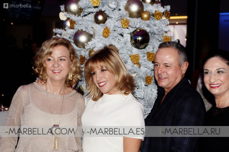 Christmas lights are on @ Casino Marbella December 5 2017 Gallery
