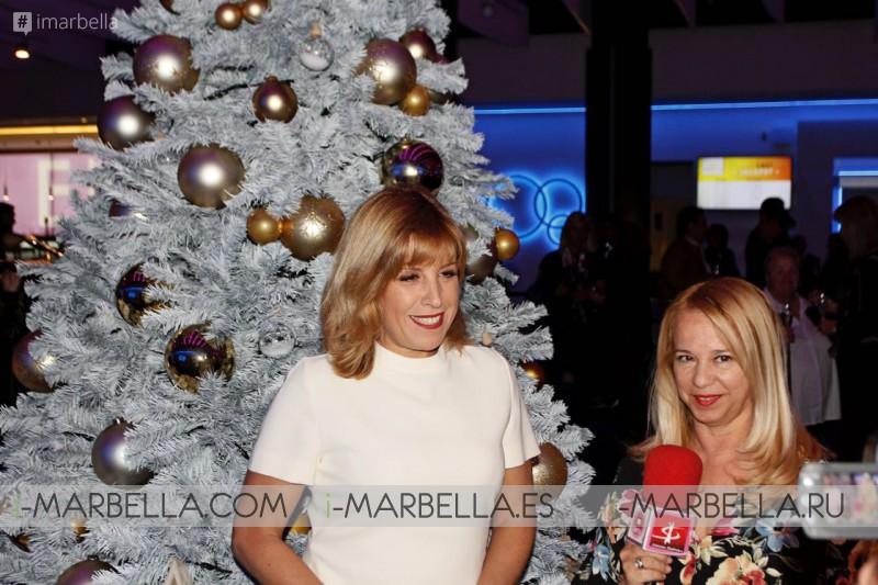 Christmas lights are on @ Casino Marbella December 5 2017 Gallery