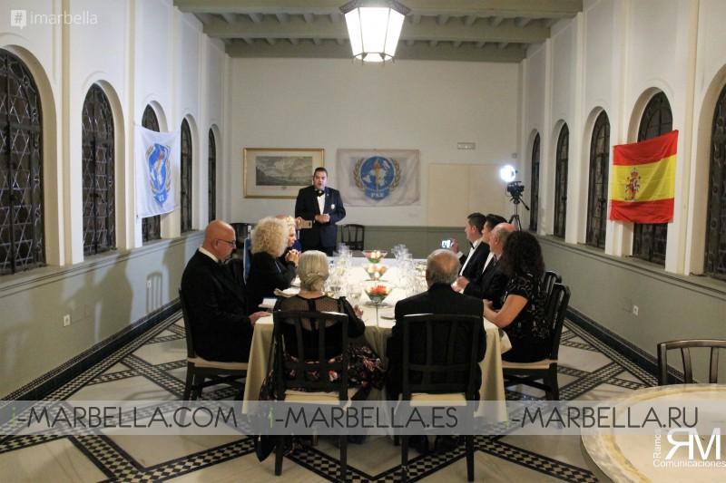 Investidura Orden Internacional Antorcha Dorada de la Paz - Diciembre 2017