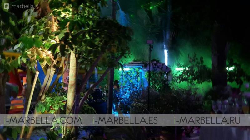 Marbella All Stars POP Party @  Hotel Don Carlos December 5 2017 Gallery
