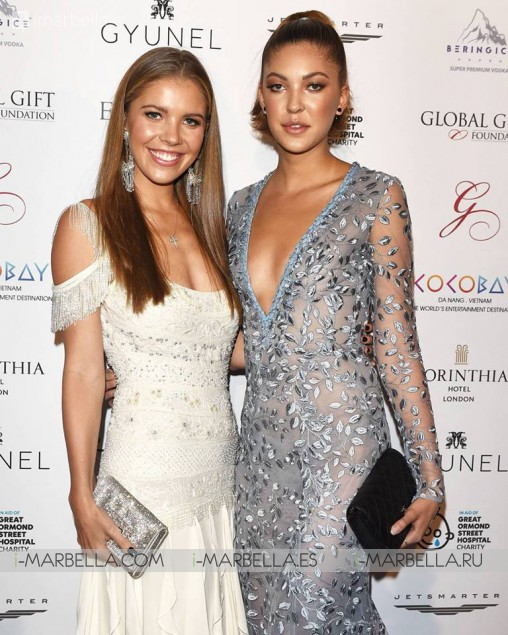 The highest grossing  gala in the history of The Global Gift Gala London 2017