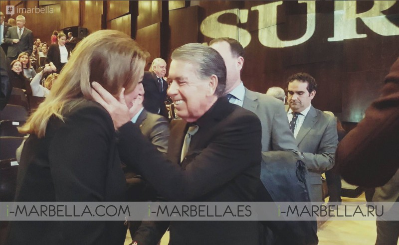 Manolo Santana Person of The Year @ Málaga December 11 2017 Gallery