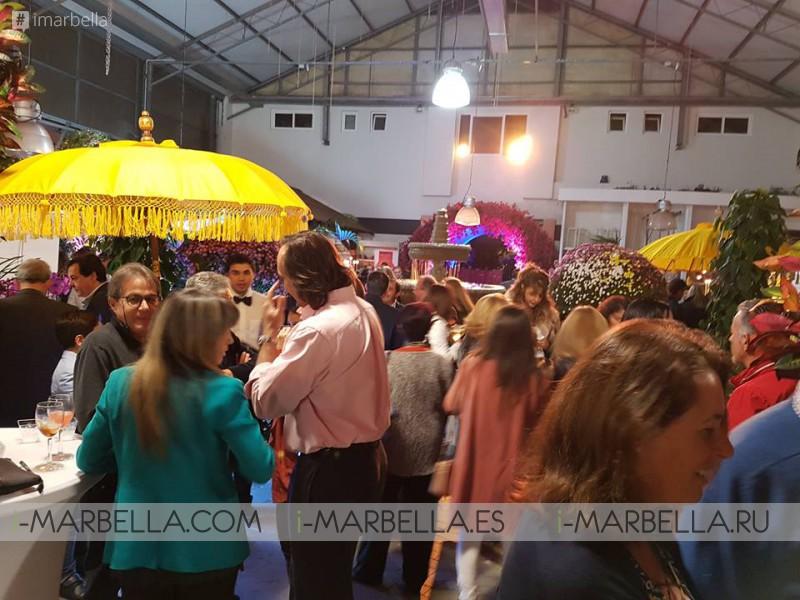 Increíble fiesta de inauguración Navideña de Agrojardin @ Estepona 16 de noviembre de 2017 Galería, Vídeo