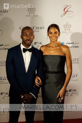 Alesha Dixon, Vanessa Williams, Luis Fonsi, Adrian Brody raised money for charity @ Global Gift Gala Dubai 2017, Gallery, Video