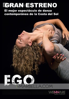 Full Success!! EGO by Wennare Dance Company Debuts @ Auditorio Felipe VI of Estepona December 7 2017