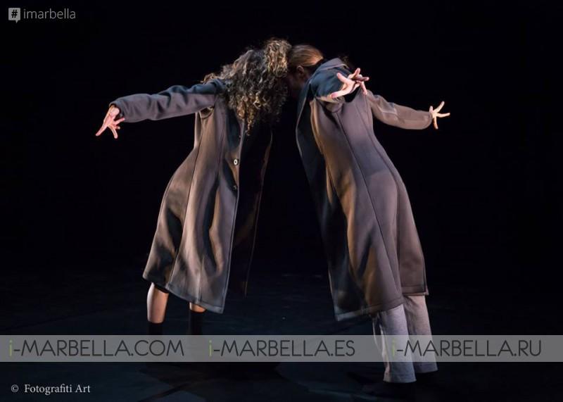 Full Success!! EGO by Wennare Dance Company Debuts @ Auditorio Felipe VI of Estepona December 7 2017