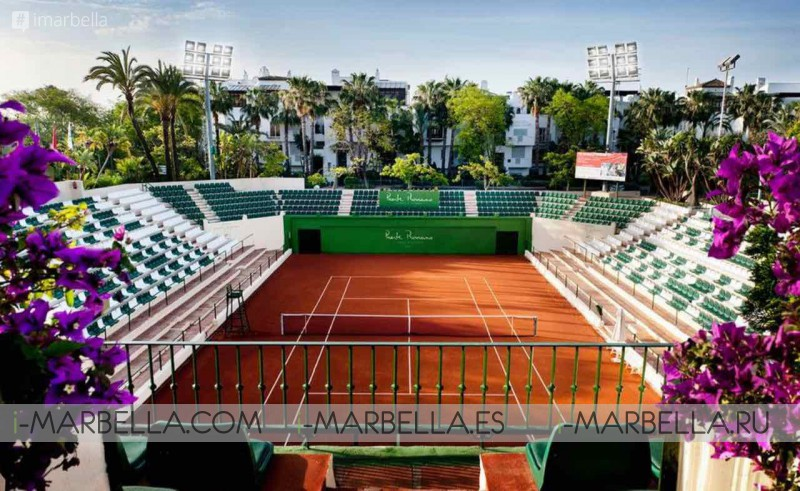 Puente Romano Tennis Club Casino Admiral Trophy ATP Challenger for 50000€ prize! March 24 to 31, 2018