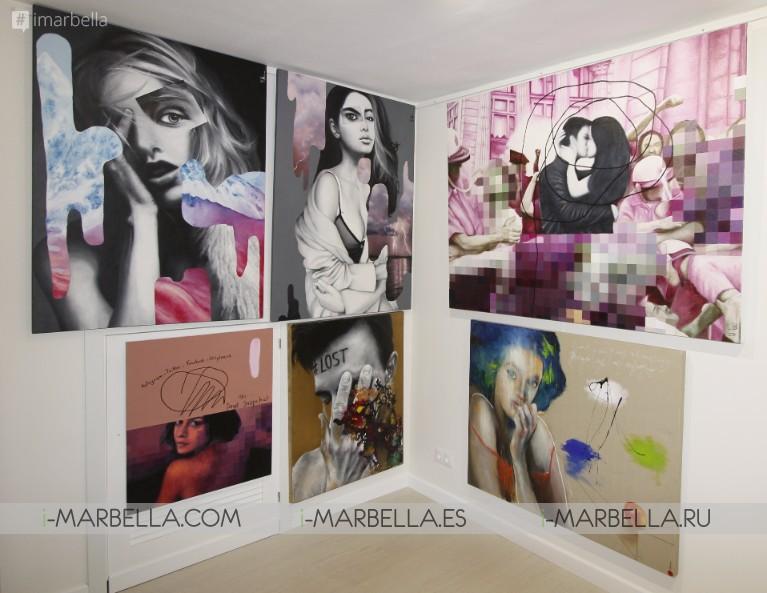 Alejandro Hermann Art Gallery @ Marbella 2017
