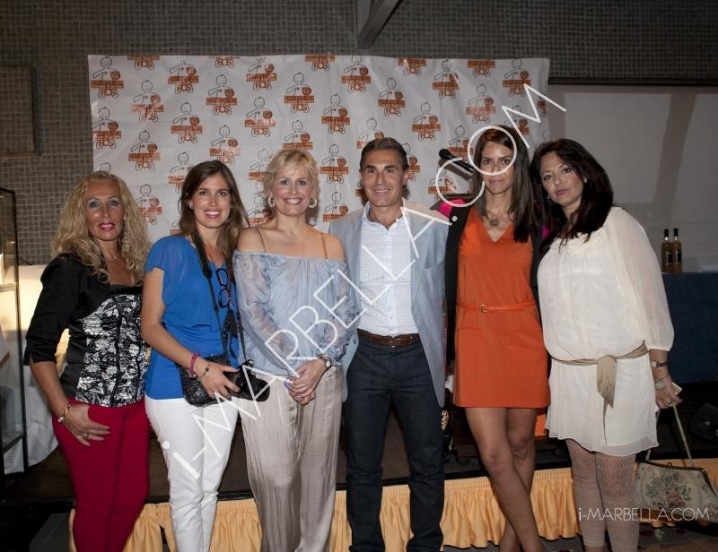 Fashion Show of Cesare Scariolo Charity