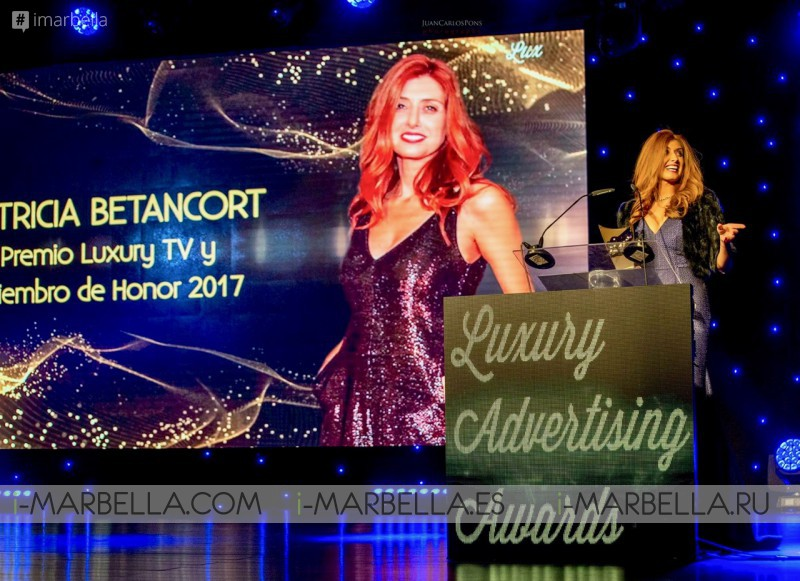 Spain Luxury Advertising Awards Winners @ Palacio De Congresos De Marbella 2017
