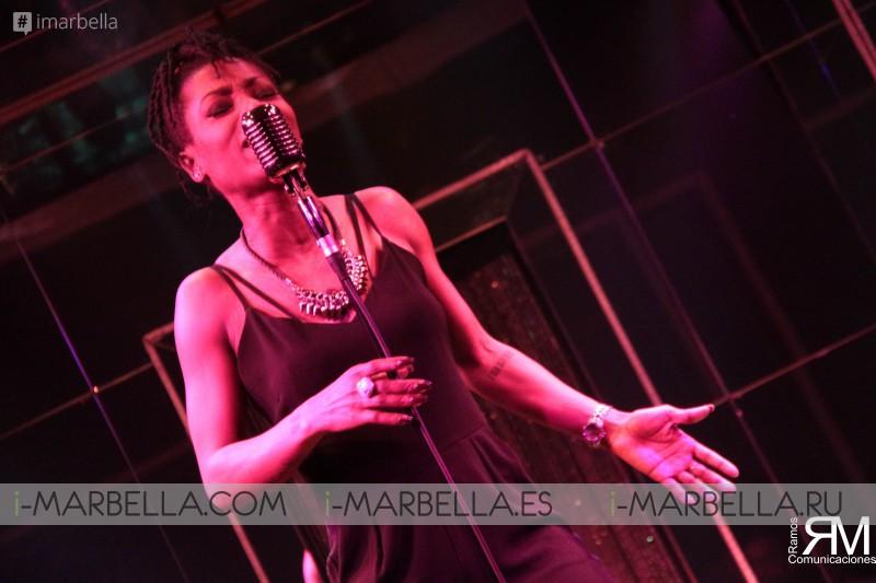 Gastronomía y Espectáculo en Lotus Club Marrakech Diciembre 2017