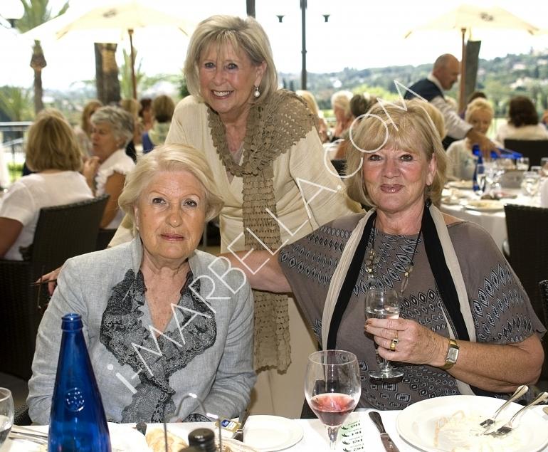 GALERIA:Almuerzo benéfico de Señoras en Las Brisas Golf a favor de Cudeca