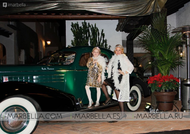 Great Gatsby Pre-Christmas Party @ Puente Romano 2017 Gallery
