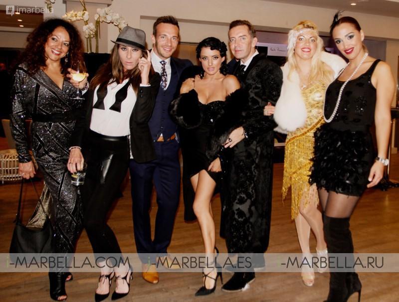 Great Gatsby Pre-Christmas Party @ Puente Romano 2017 Gallery