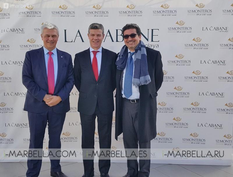 Cocido del Marqués de Nájera  @ Hotel Los Monteros Marbella December 14 2017