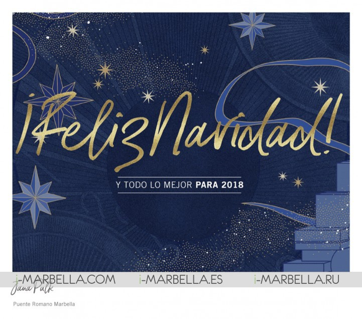 Merry Christmas!  I-Marbella Christmas Cards Gallery!