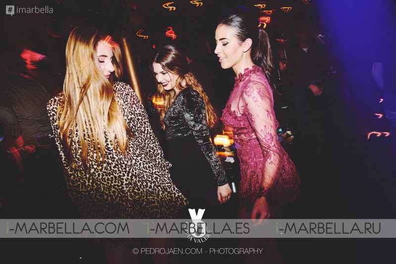 Sexy Christmas Party @ Olivia Valere 2017 Gallery