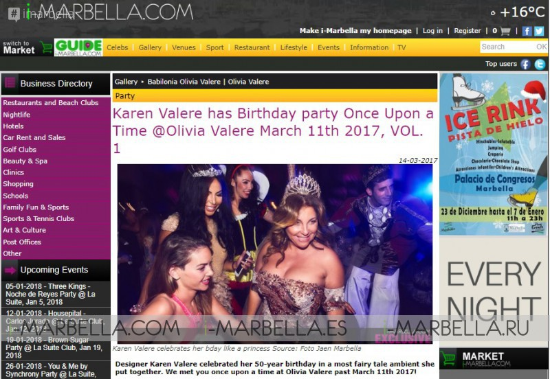I-Marbella TOP stories of 2017!!!