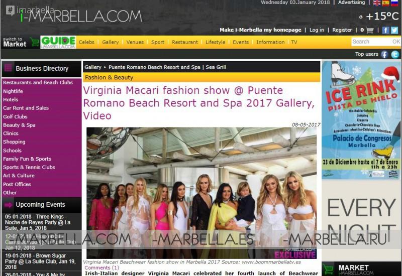 I-Marbella TOP stories of 2017!!!