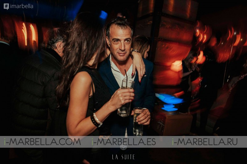 Amazing New Year Party @ La Suite Club December 31 2017 Gallery