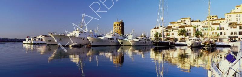 Puerto Banús - The luxury port of Marbella