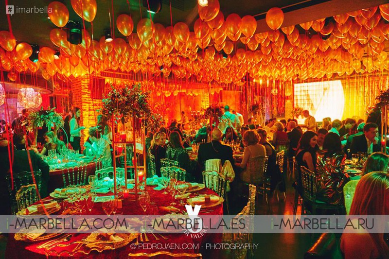 Russian New Year Party @ Olivia Valere, Marbella 13 01 2018