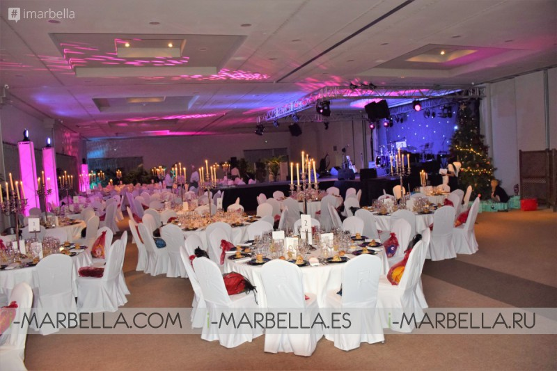 Russian New Year Gala @ Salon Andalucia Marbella 2018, Gallery Vol 2