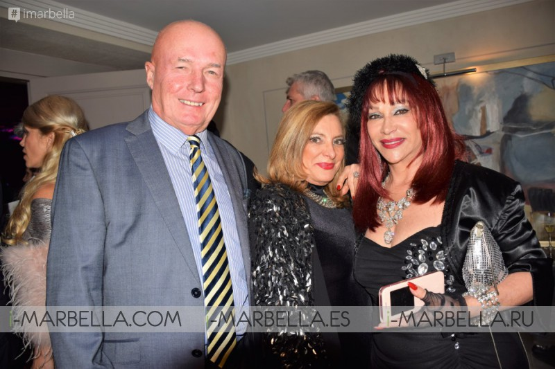 Russian New Year Gala @ Salon Andalucia Marbella 2018, Gallery Vol 2