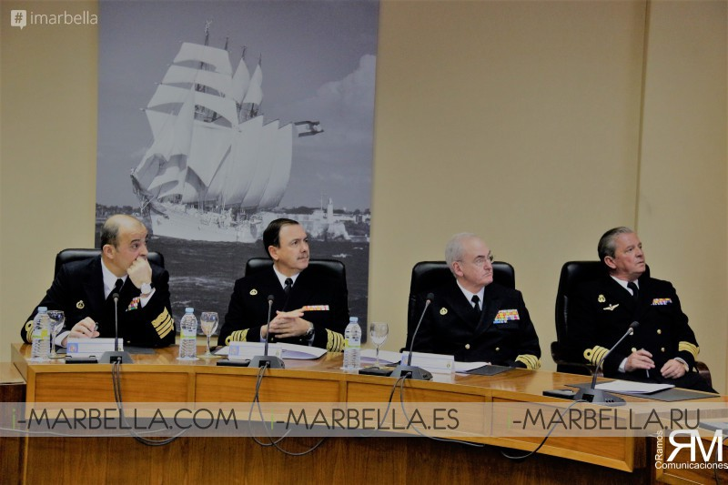 Encuentro de la Prensa con el Almirante Jefe del Estado Mayor de la Armada - Enero 2018