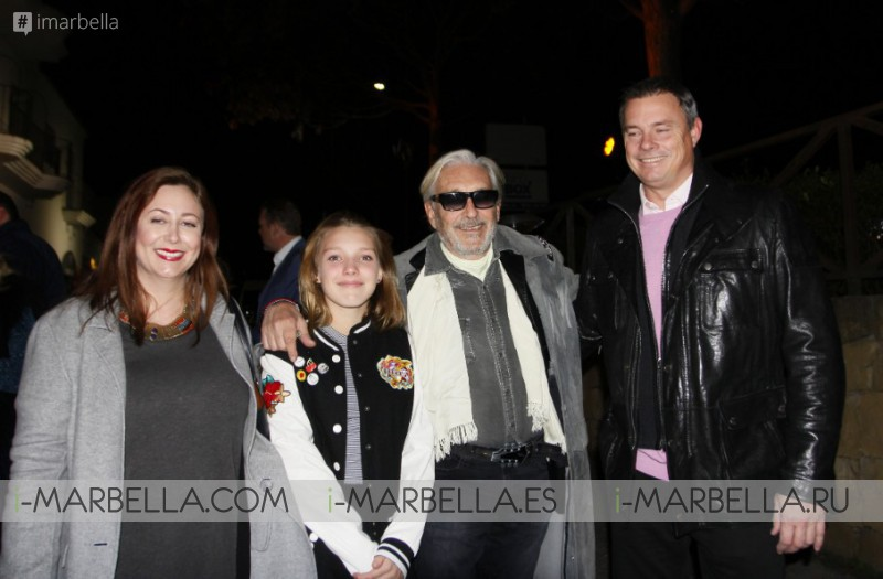 New Year Cocktail with art @ Marbella Club Hotel 2018 Gallery